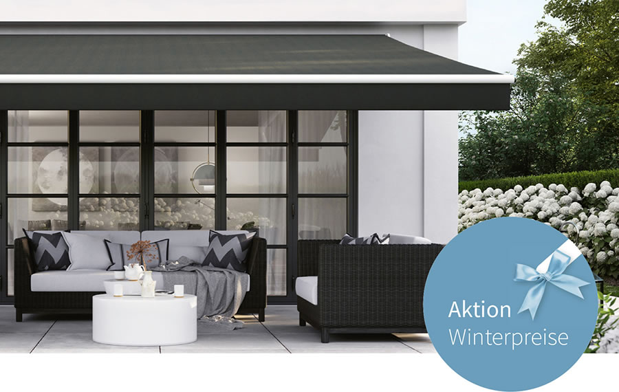 markilux Aktion-1700 Winter 2020
