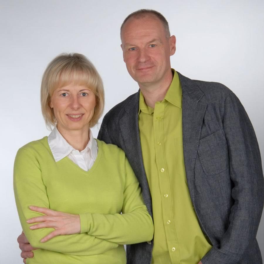 Annett und Lutz Kolbert